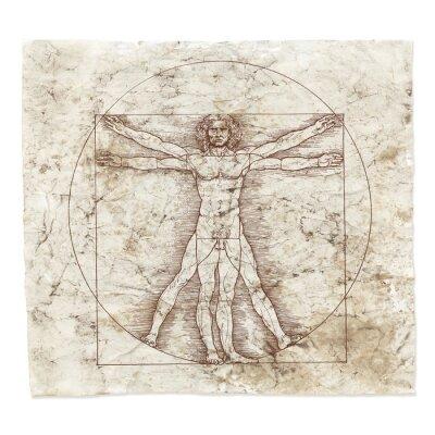 Canvas print Leonardo da Vinci