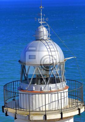 Lighthouse, Mediterranean sea, Peniscola, Valencian Community