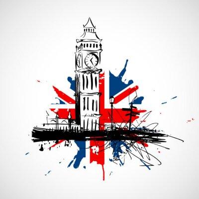 Canvas print London !