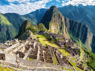 Canvas print Mach Pichu