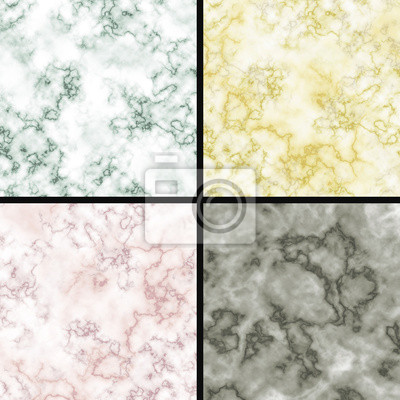 marble wall collection, set of backgrounds