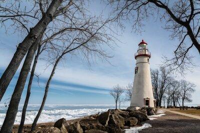 Canvas print Marblehead Lighthouse