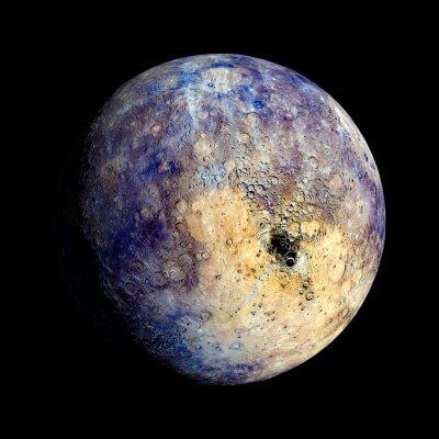 Canvas print Mercury
