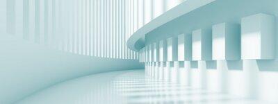Canvas print Modern Architecture Background
