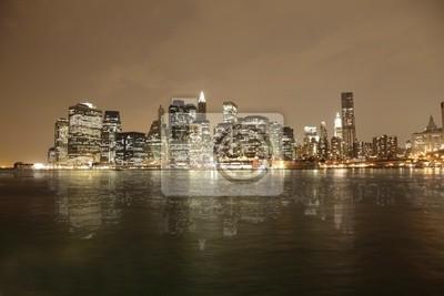 Canvas print New York 04
