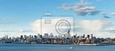Canvas print New York #4