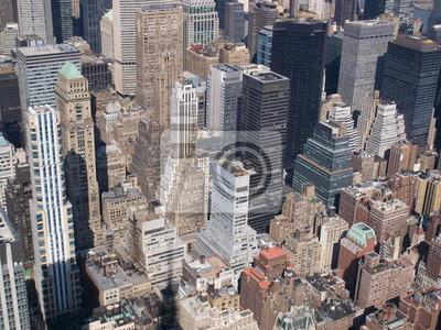 Canvas print New-York