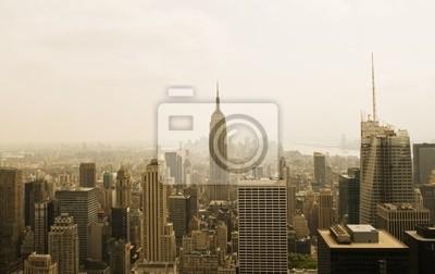 Canvas print New York City .