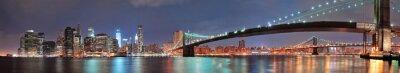 Canvas print New York City
