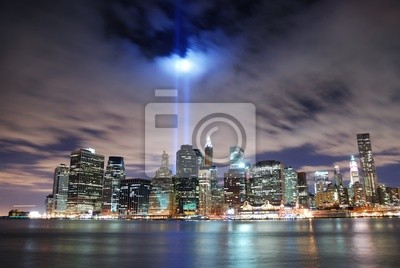 Canvas print New York City Manhattan