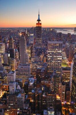 New York City Manhattan empire state building
