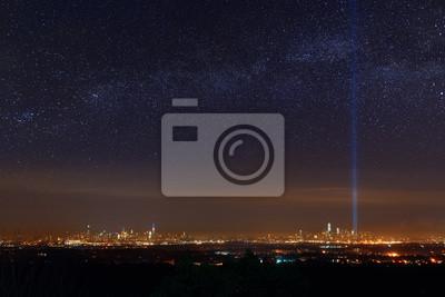 New York City skyline