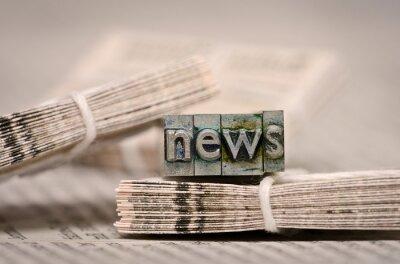 Canvas print news