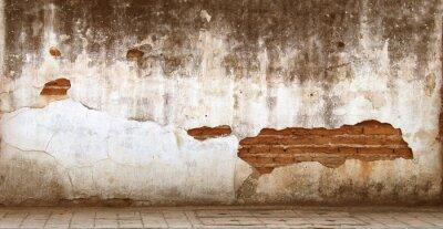 Canvas print Old walls