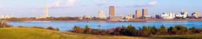 Canvas print Panoramic Baton Rouge