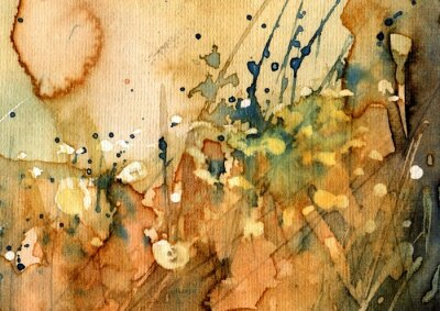 Canvas print pejzaz wiejski
