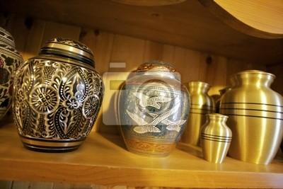 pet caskets for ashes