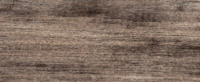 Canvas print rustic wooden background. texture of old wooden boards. Dark brown wood texture with scratches as background.