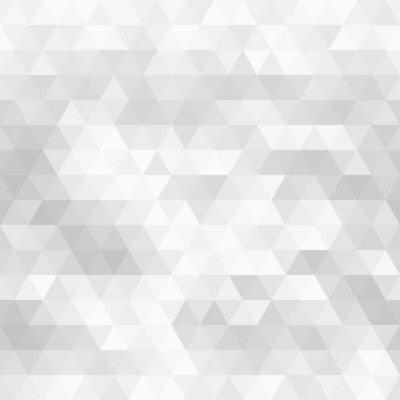 Canvas print seamless background pattern white