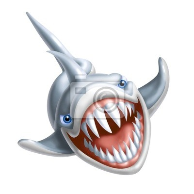 shark attak