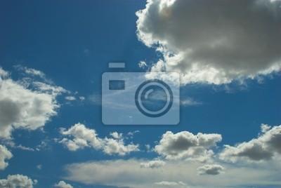Canvas print Sky
