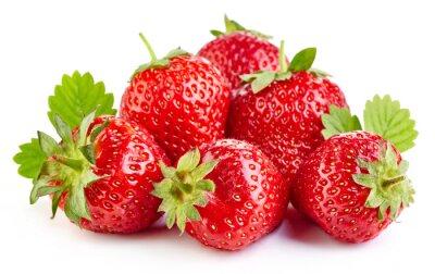 Canvas print Strawberries