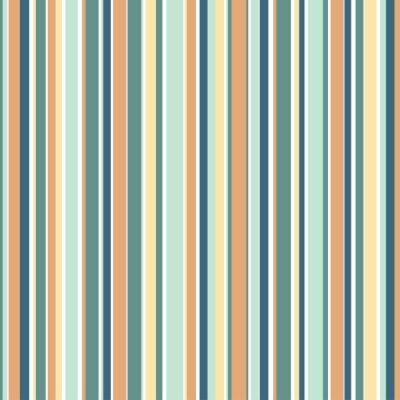 Canvas print Strip pattern
