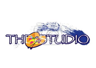 Canvas print Studio