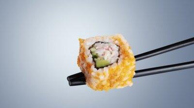 Canvas print Sushi.