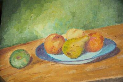 Canvas print tableau