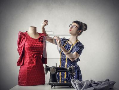 Tailor-made dress