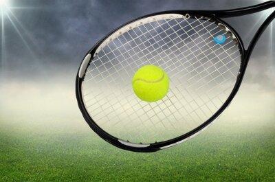 Canvas print Tennis.