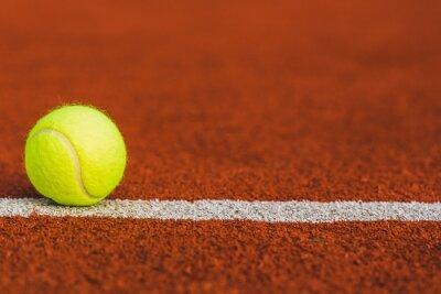 Canvas print Tennis, Court, Grass.