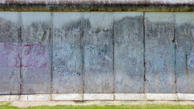 Canvas print The Berlin Wall
