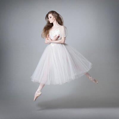 Canvas print the dancer