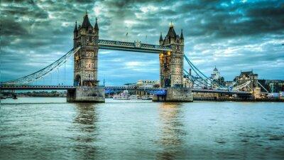 Canvas print Tower Bridge