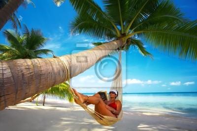 tropic lounging