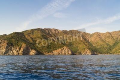 Canvas print types of the Turkish Black Sea coast
