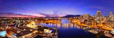 Vancouver harbor view