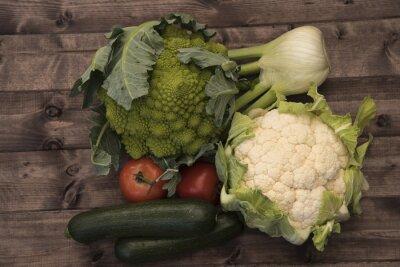 Canvas print Vegetables