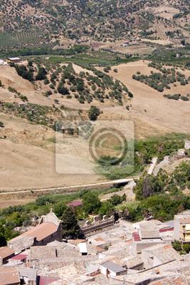 View of Enna, Enna