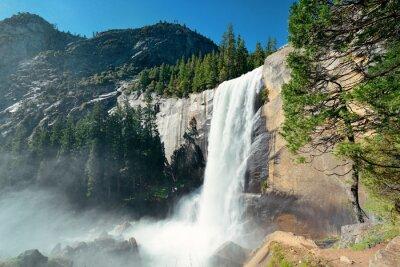 Canvas print Waterfalls