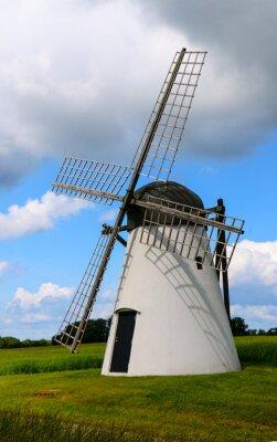 Canvas print Windmill