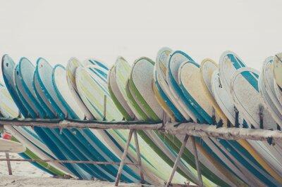 Canvas print サーフィンボード
