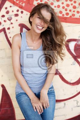 Young, beautyful woman