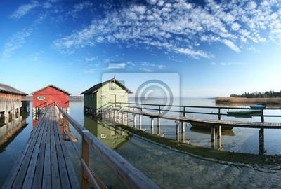 2 Bootshäuser