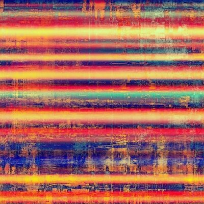 Wall mural Abstract background or texture. With different color patterns: yellow (beige); blue; red (orange); pink; purple (violet)