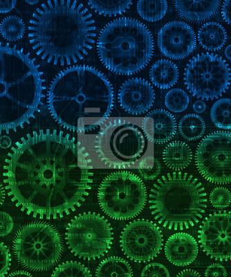 abstract design conceptual background. eps10 vector