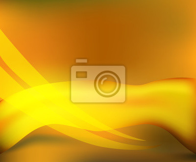 abstract smooth wave background