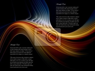 Abstract Topological Form Background